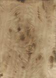 Bevlekte oude document textuur Royalty-vrije Stock Afbeeldingen