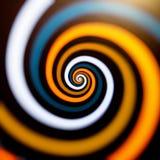 BEVOEGDHEDEN HYPNODISC, hypnotic schijf stock illustratie