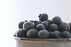 Bevroren blueberrys Royalty-vrije Stock Foto