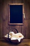 Bevroren Broodjes Stock Afbeelding