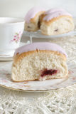 Bevroren Broodjes Royalty-vrije Stock Afbeelding