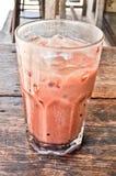Bevroren Cacao Stock Afbeelding