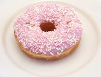 Bevroren Doughnut Royalty-vrije Stock Afbeelding