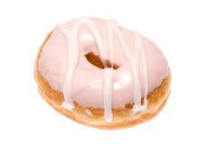 Bevroren doughnut Stock Afbeeldingen