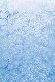 Bevroren glasachtergrond Royalty-vrije Stock Afbeeldingen