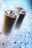 Bevroren Koffie Royalty-vrije Stock Foto's
