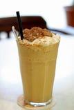 Bevroren koffie Stock Foto's