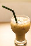 Bevroren koffie Royalty-vrije Stock Foto