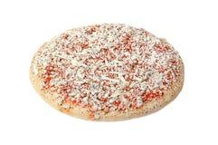 Bevroren pizza. Royalty-vrije Stock Foto