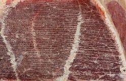 Bevroren vlees Royalty-vrije Stock Afbeelding