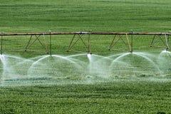 Bewässerung lizenzfreie stockfotografie