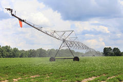 Bewässerungs-Ausrüstung Stockbild