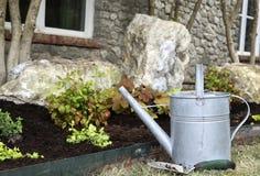 Bewässerungs-Dose Lizenzfreie Stockfotografie