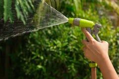 Bewässerungsanlage Lizenzfreie Stockbilder