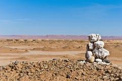 Bewässerungssystem nahe Fezna, Marokko Stockfotografie