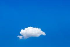 Bewölken Sie sich mit blauem Himmel Stockbild