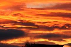 Bewölkter Himmel Stockbilder