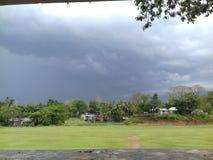 Bewölkter Himmel-dunkle Wolke Stockfotos