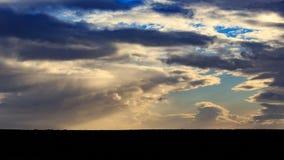 Bewölkter Tag - Addo Landscape Stockfotos