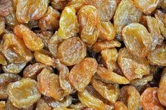 Bewaard fruit van abrikoos Stock Afbeelding
