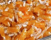 Bewaarde bataat, één van beroemde snack royalty-vrije stock afbeelding