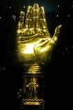 Bewaffnen Sie Reliquienkästchen von Karl der Große in Aachen-Kathedrale, Deutschland Stockfotografie