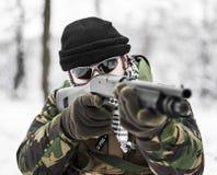 Bewaffnete Kräfte Lizenzfreies Stockbild