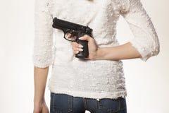bewapend Stock Foto's