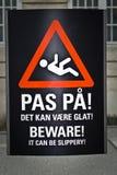 Beware Stock Photos