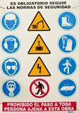 Beware Στοκ φωτογραφίες με δικαίωμα ελεύθερης χρήσης