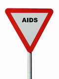 Beware Aids Royalty Free Stock Image
