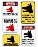 Beware of dog Stock Photography