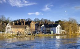 Bewdley, England Royalty Free Stock Photography