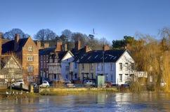 Bewdley, Inghilterra Fotografie Stock