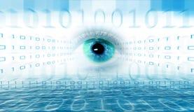 Bewegen auf Technologie Lizenzfreie Stockfotos