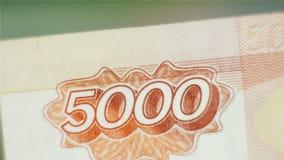Bewegend Geld stock video