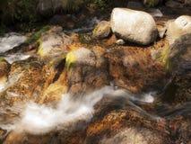 Bewegend Water Stock Afbeeldingen