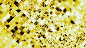 Bewegende abstracte willekeurige psychedelische lengte vector illustratie