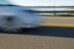 Bewegende Auto Stock Fotografie