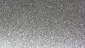 Beweging van chloor in het glas water stock footage