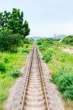 Beweging van Thaise spoorweg royalty-vrije stock afbeeldingen