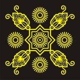 Beweging veroorzakende batik Stock Afbeelding