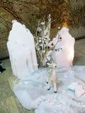 Beweging veroorzakende Kerstmis Royalty-vrije Stock Foto
