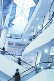 Bewegliche Masse im modernen Innenraum Lizenzfreies Stockbild