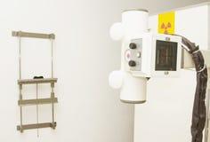 Bewegliche Röntgenmaschine Stockbild