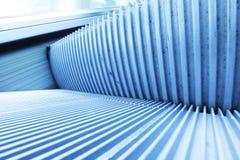 Bewegliche Rolltreppe Lizenzfreie Stockbilder