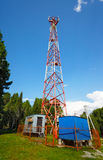 Bewegliche Türme in Altai-moumtains Lizenzfreies Stockbild