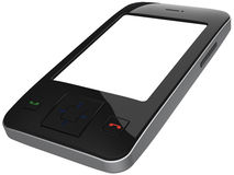 Bewegliche Zellen-intelligentes Telefon (Mieten) Lizenzfreie Stockbilder