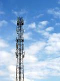 Beweglicher Netzkontrollturm Stockfoto