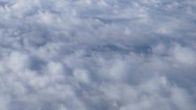 Beweglicher Wolken-Hintergrund 4K stock video
